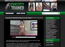 permanent chastity humiliation femdom pov